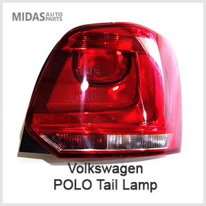 POLO 09-10 Tail Lamp