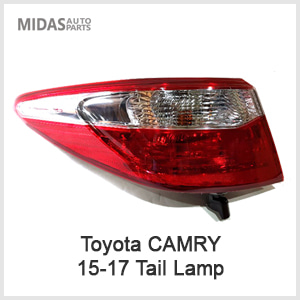CAMRY 15-17 Tail Lamp