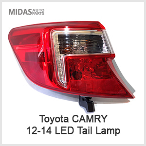 CAMRY 12-14 LED Tail Lamp