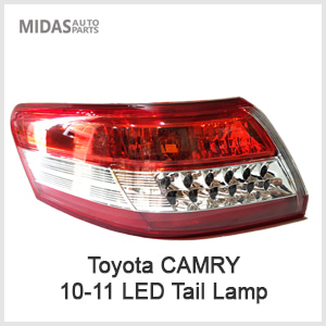 CAMRY 10-11 LED Tail Lamp